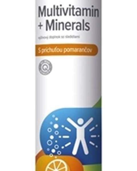 Multivitamin + Minerals