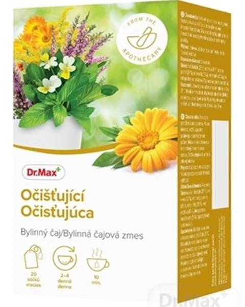 Očisťujúca bylinná čajová zmes