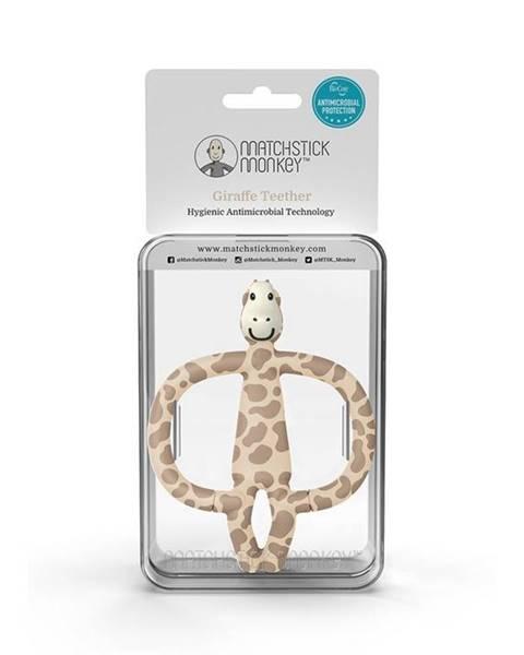 Hryzátko a zubná kefka -  Giraffe Teether - Žirafa