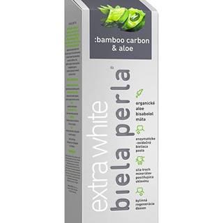 - bamboo carbon & aloe, zubná pasta