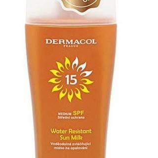 DERMACOL SUN Vodoodolné mlieko na opaľovanie SP15