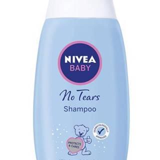 NIVEA BABY Extra jemný šampón