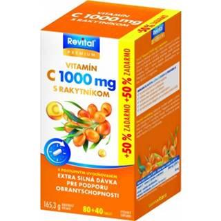 C vitamín 1000 mg + rakytník 80+40 tbl