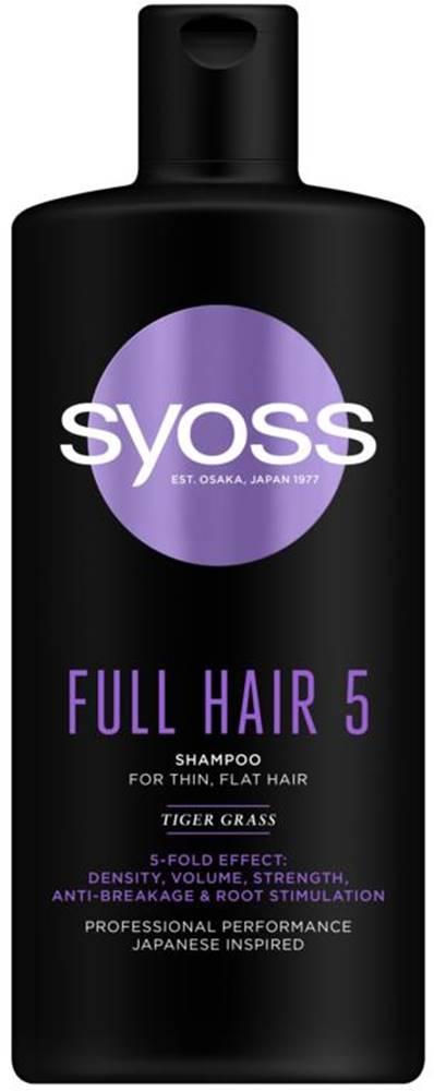 šampón Full Hair 5D