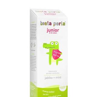 - junior, zubná pasta