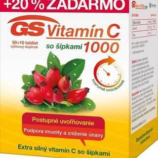 Vitamín C 1000 so šípkami 2016