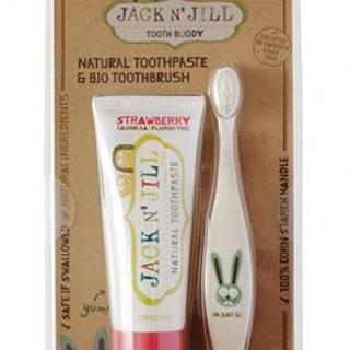 Prírodná detská zubná pasta
