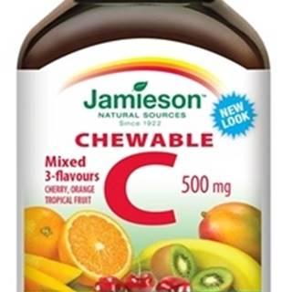 JAMIESON VITAMÍN C 500 mg mix