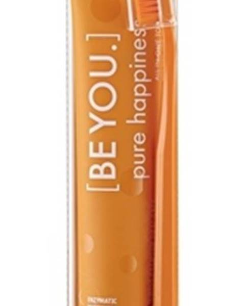 CURAPROX BE YOU zubná pasta+CS5460 oranžová Pure Hapiness, 90 ml