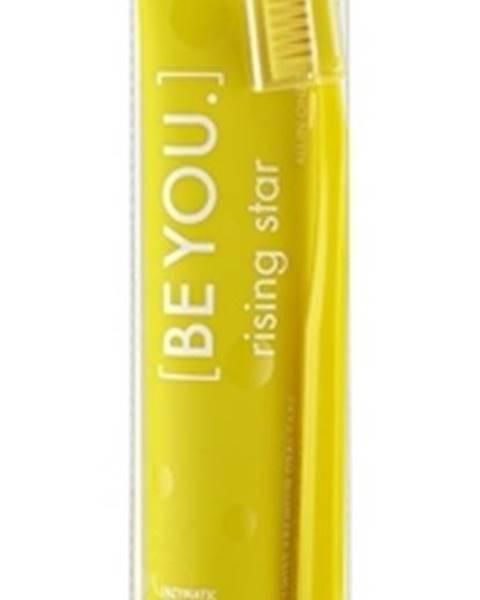 CURAPROX BE YOU zubná pasta+CS5460 žltá Rising Star, 90 ml