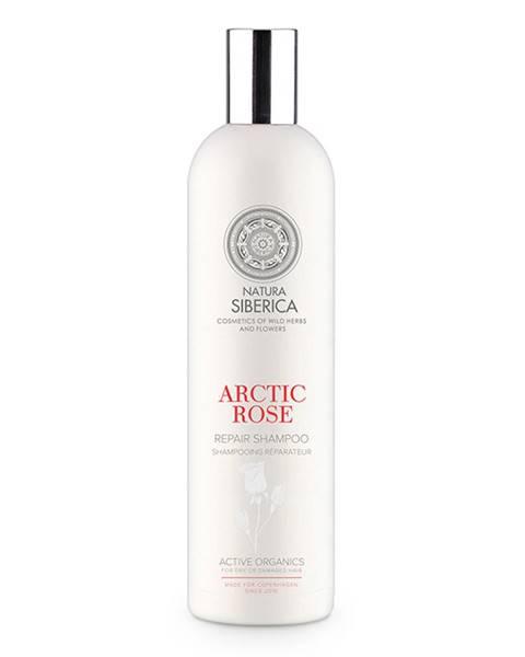 """Natura Siberica Copenhagen Regeneračný šampón """"Arktická ruža"""""""