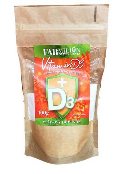 Vitamín D3 prášok