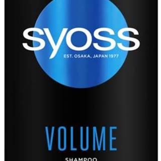 šampón Volume