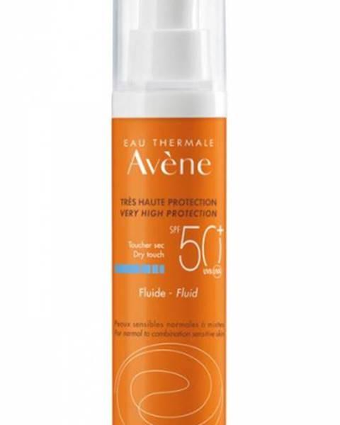 Avene FLUIDE - fluid s veľmi vysokou ochranou SPF50+
