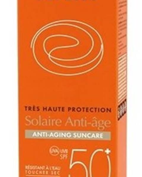 Avene SOLAIRE - slnečný anti-age krém s SPF50+