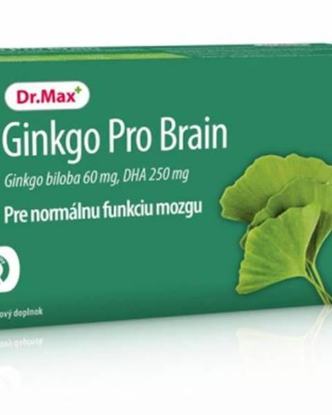 Dr.max Ginkgo pro brain