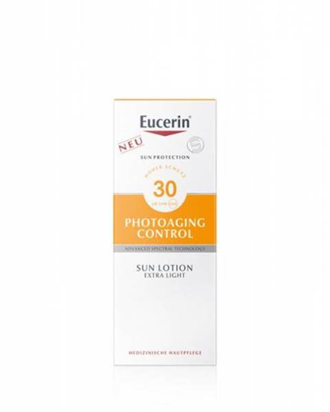 Eucerin SUN PHOTOAGING CONTROL SPF 30 mlieko