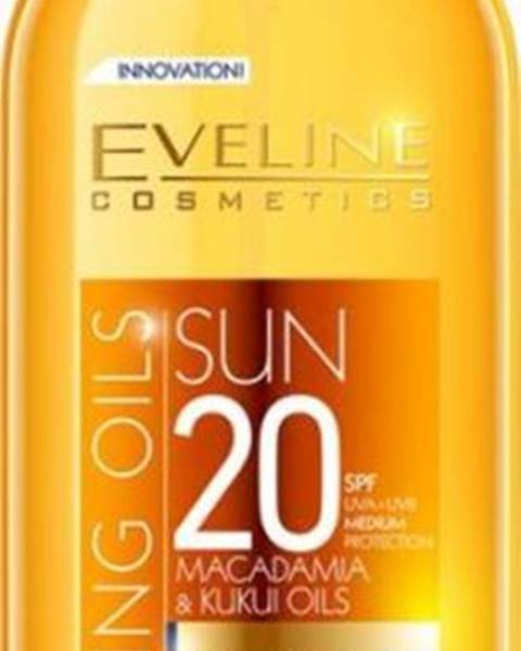 EVELINE AMAZING OILS Dry SUN Oil SPF20