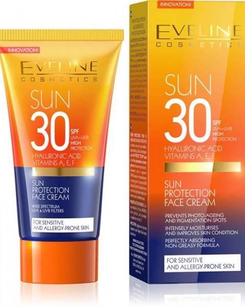 EVELINE SUN PROTECTION krém na tvár SPF30