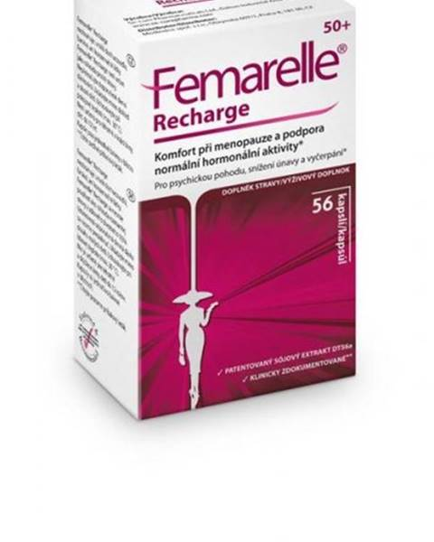 Femarelle Recharge 50+