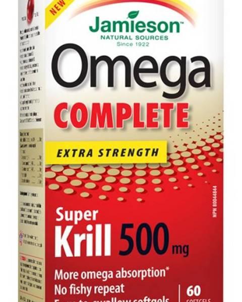 Omega COMPLETE Super Krill 500 mg 60 kapsúl