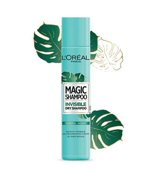 Loreal Magic shampoo vegetal boost