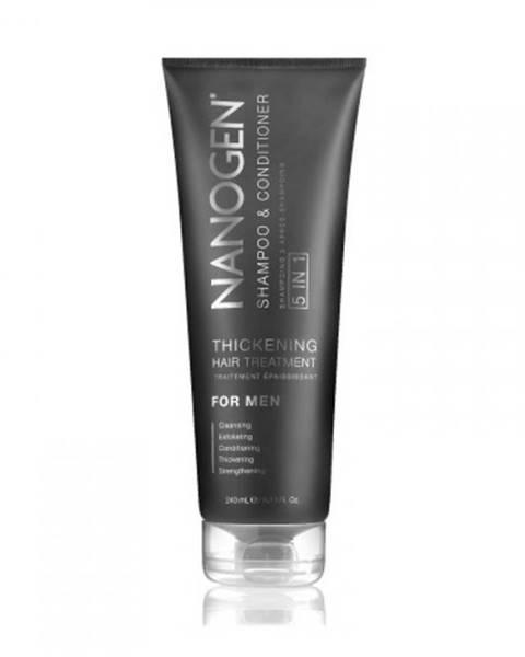Nanogen Šampón a kondicionér 5v1 pre mužov