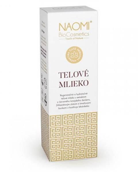 NAOMI BioCosmetics Telové mlieko
