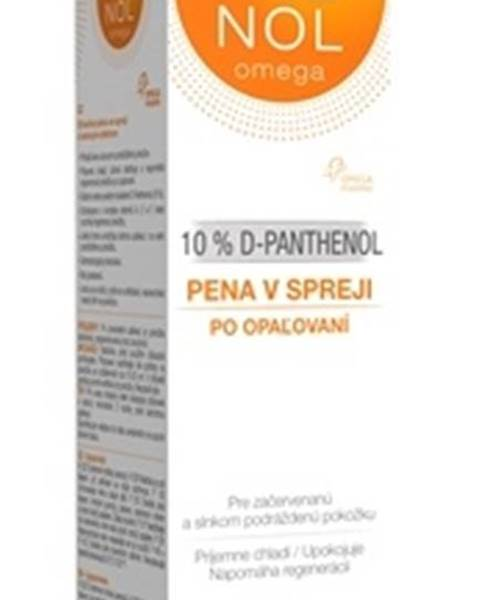 PANTHENOL Omega 10% ĽADOVÝ EFEKT
