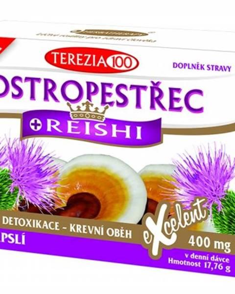 TEREZIA OSTROPESTREC + REISHI