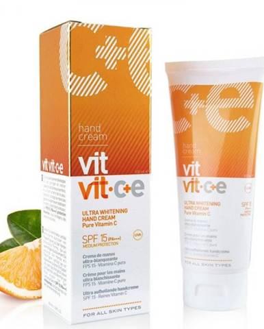 Vit Vit C+ E krém na ruky SPF 15 100 ml