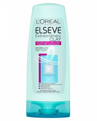 ELSÉVE Extraordinary CLAY balzám na vlasy, 200 ml