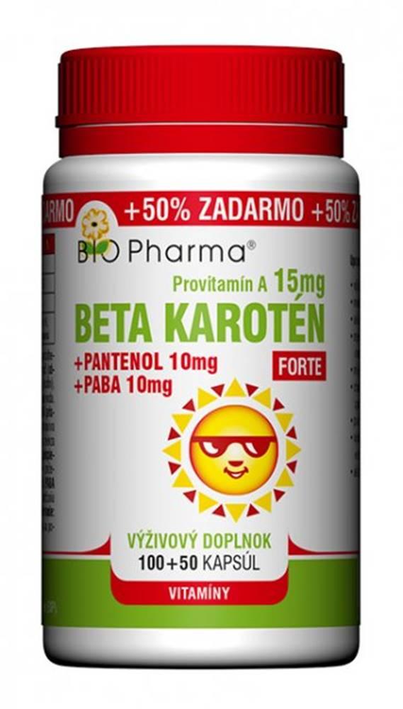 Bio Pharma beta karotén 15 ...