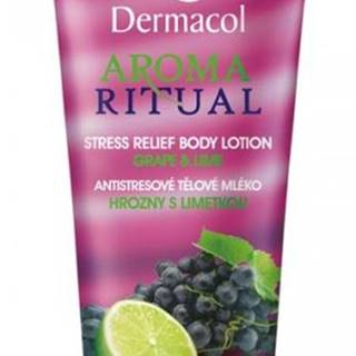 Dermacol Aroma ritual telové mlieko hrozno-limetka