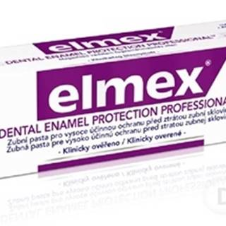 Elmex enamel professional zubná pasta