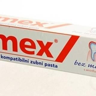Elmex bezmentolová zubná pasta