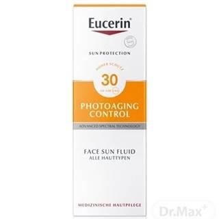 Eucerin Sun photoaging control spf 30 na tvár