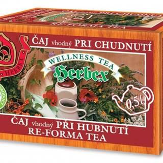 Herbex Čaj na chudnutie