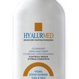 HYALURMED ochranný opaľovací krém s kyselinou hyalurónovou 1x200 ml