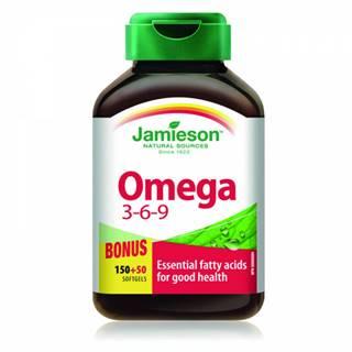 JAM-OMEGA 3-6-9 150+50 kapsúl zdarma