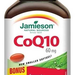 JAMIESON KOENZÝM Q10 60 mg 60+20 kapsúl zadarmo