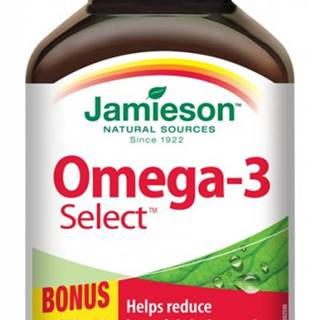 Jamieson Omega-3 select 1000 mg