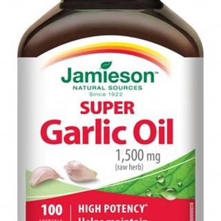 JAMIESON SUPER CESNAKOVÝ OLEJ 1500 mg