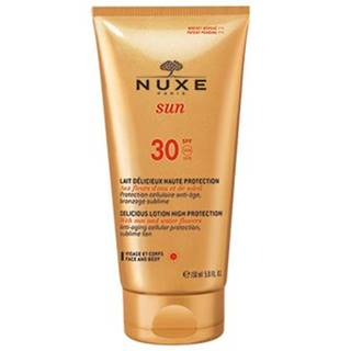 Nuxe Sun spf30 delikátne mlieko na opaľovanie