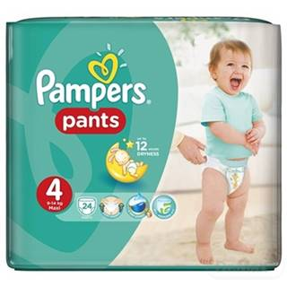 PAMPERS Active PANTS CP 4 Maxi
