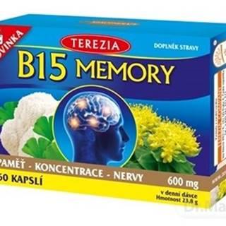 TEREZIA B15 MEMORY