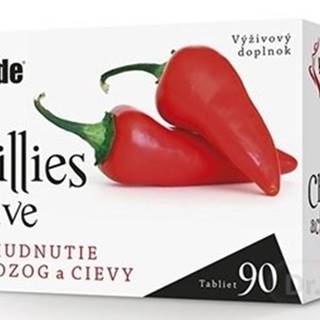 VIRDE CHILLIES ACTIVE