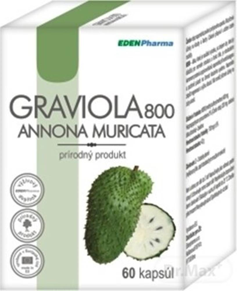 Edenpharma Graviola 800