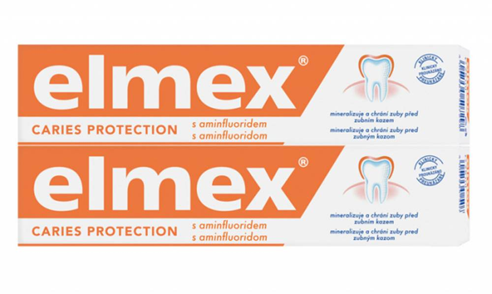 Elmex Caries protection duo
