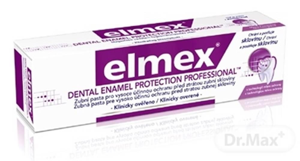 Elmex Enamel professional z...